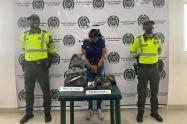 Capturada con marihuana y base de coca en Mariquita