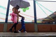 ardines infantiles vuelven en pandemia / Niños en medio de covid-19
