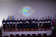 Escuela de Helicópteros para las Fuerzas Armadas gradúa nuevos Pilotos de El Salvador, México y Colombia