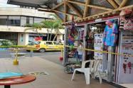 Plazoleta artesanos calle 10 Ibagu