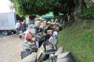 Se busca recolectar 15 toneladas de residuos posconsumo