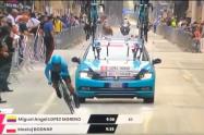 Miguel Ángel López, Astana, Giro de Italia