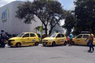 Taxis Ibagué 29 de octubre
