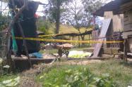 Triple homicidio en Planadas -Tolima