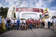 Vuelta al Tolima primera etapa