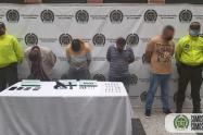 """Los detenidos harían parte de la estructura delincuencial """"Miramar""""."""