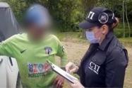 Sujeto sometió a trabajos forzados y abuso sexual a un menor de edad en Ibagué