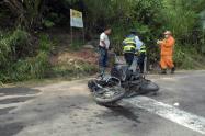 Accidente de tránsito Ibagué