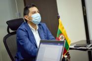 Alcalde Andrés Hurtado 2020