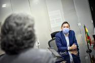 Alcalde Hurtado sobre inversiones Ibagué