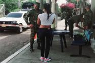 Se entregó al Ejército alias 'Sofía' disidente de las Farc en el Tolima