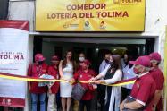 Comedor Lotería del Tolima