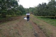 Asesinaron a un hombre en Falan, al norte del Tolima