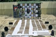 Incautaron gigantesco cargamento de munición que sería entregado a disidencias de las Farc