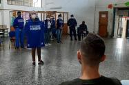 Vincularon a internos de Picaleña a la 'Red de Vigilancia contra el Covid – 19'