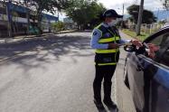 Licencia de conducción Alcaldía de Ibagué