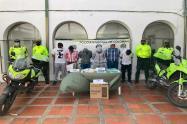Desarticulada banda 'Los Satélites' por expedición fraudulenta de certificados de tránsito