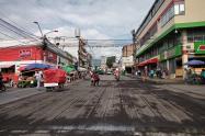 Intervención de la malla vial en Ibagué