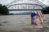 Falleció por inmersión un joven de 18 años en el río Saldaña