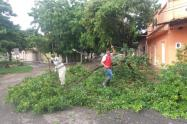Ola invernal en Tolima deja daños
