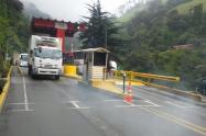Peaje Cajamarca