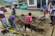 Trabajos en La Unión en Ibagué