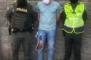 Capturan a hombre en estado de embriaguez que arrolló a dos uniformados de la Policía en Cartagena