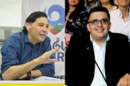Alcalde Hurtado y Concejal Ruben Dario Correa