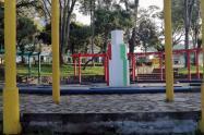 Andrés López de Galarza parque Ibagué