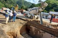Avance del Acueducto Complementario en Ibagué