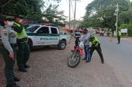 Policía del Tolima entregó el balance operacional del pasado fin de semana