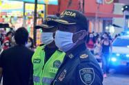 Policía Metropolitana de Ibagué entregó el balance de seguridad 2020