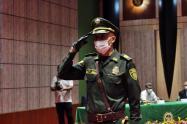 Coronel Rolfy Jiménez asumió oficialmente como comandante de la Policía Tolima