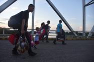 Migrantes, Arauca, Venezolanos