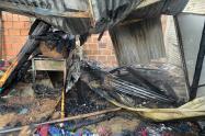 incendios estructurales en Ibagué