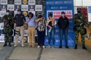 Capturados tres integrantes de la banda delincuencial 'Cartel de los Tours'
