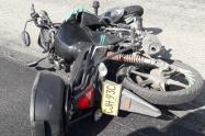 Falleció médico tras accidentarse en la vía Ibagué – Alvarado