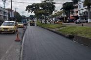 Pavimentación en Ibagué