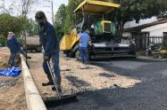 Pavimentación de vías será un hecho en La Orquídea