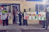 Hasta Coello Tolima llegaron las autoridades con la campaña 'No a la pólvora'