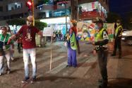 Lanzaron campaña contra el uso de la pólvora en El Espinal