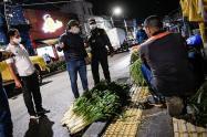 Autoridades se tomaron la Plaza de Mercado de la 21 en Ibagué