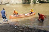 Buscan cuerpo de un joven que se ahogó en el río Sumapaz entre Melgar y Boquerón