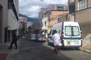 En medio de un 'apartamentazo' delincuentes apuñalaron a un hombre en La Pola