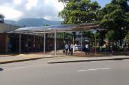 Terminal de Transporte Ibagué