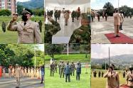 'Cambio de Mando' en seis unidades tácticas de la Sexta Brigada