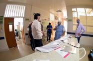 Visita a la red hospitalaria en Ibagué