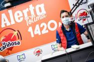 Acalde Andrés Hurtado en la cariñosa 2021