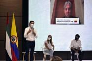 Alcalde Hurtado visita Barranquilla para recibir elementos de bioseguridad