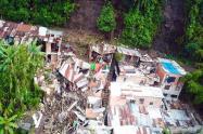 Calamidad pública emergencia en el barrio Baltazar 1Ibagué